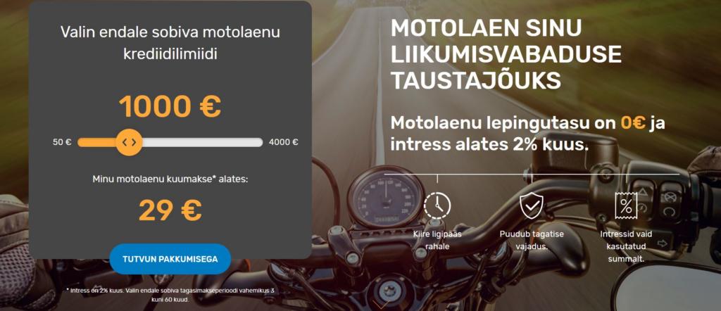 Motolaen Credit24